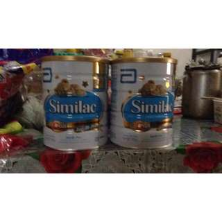 Similac ( No Nego As I Need To Buy My Baby Milk Also)