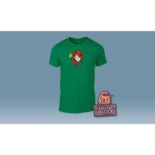 Team Liquid Windranger T Shirt m size