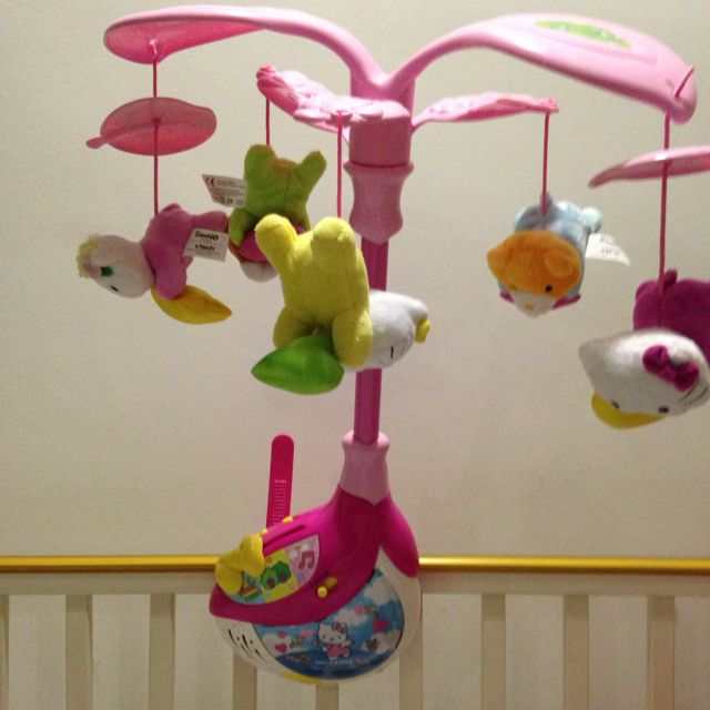 Hello Kitty Hanging Ornaments Babies Kids On Carousell