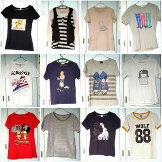 Shirt/ Top/ Vest
