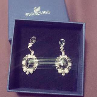 Authentic Swarovski Earing - Brand New  UP €149.00