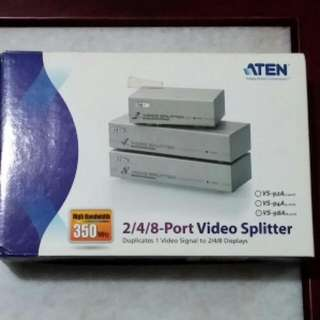ATEN 8-Port 350 MHz VGA Video Splitter VS98A