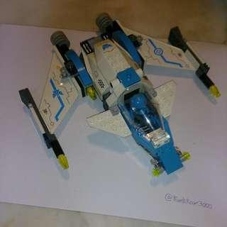 Lego Swamp Interceptor (Jet Only)