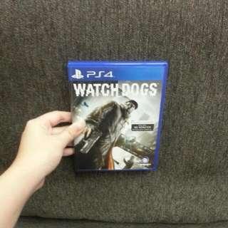 ☆PS4 GAME☆ WATCHDOGS (Pending)