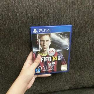 ☆PS4 GAME☆ FIFA14