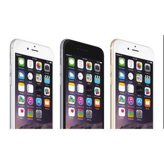 iPhone 6+ (gold, 128GB) ( PRICE REDUCED )