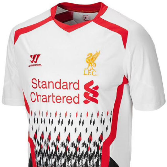 outlet store d1044 9c1f9 Liverpool Away Kit 2013-2014