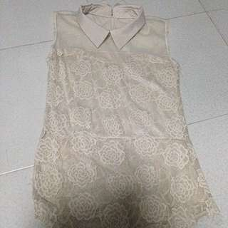 Blouse (Lace) (2 for $18)