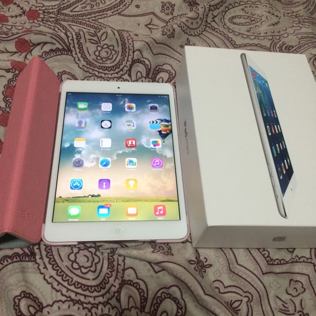 Ipad mini Retina display (16gb, Wifi Only)