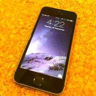 Beloved IPhone 5s 32gb Space Grey