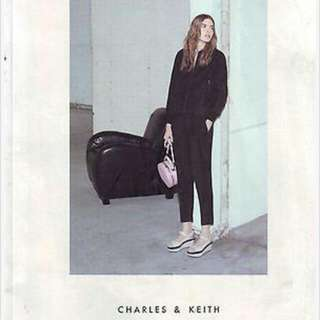 LOOKING FOR CHARLES&KEITH CATALOG LOOKBOOK