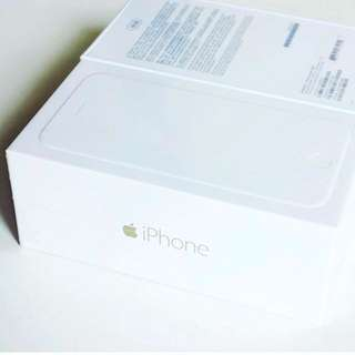 SEALED iPhone 6, 16gb, Gold