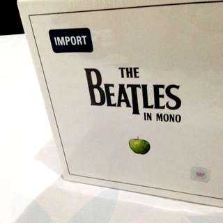 The Beatles Mono Vinyl Box