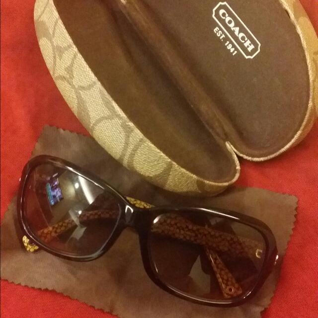 Coach Sunglasses ORIGINAL
