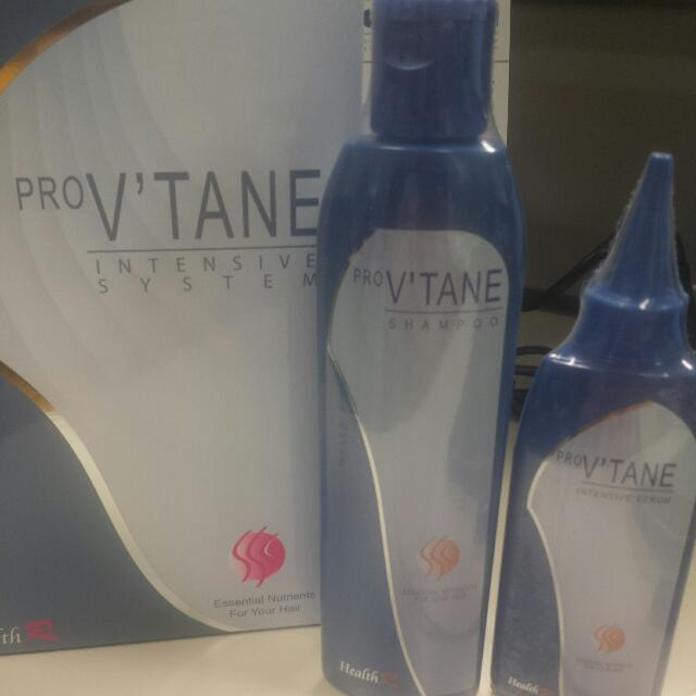 Pro V'Tane Shampoo and Serum