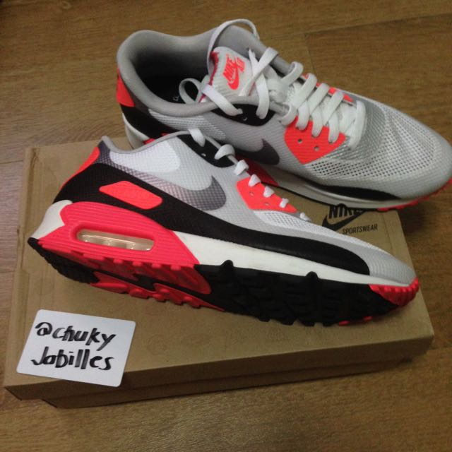 info pour a3965 8ee0e Airmax 90 hyperfuse Infrared