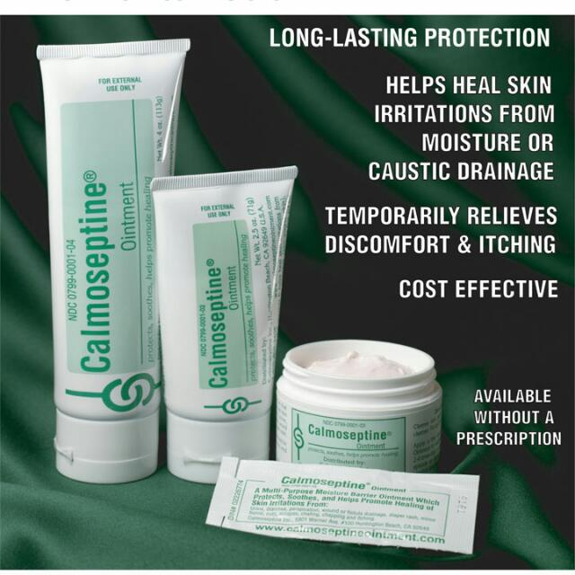 Calmoseptine  ☆Multi-Purpose Moisture Barrier Oitment for the Whole Family☆