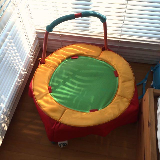 Toddler Mini Trampoline