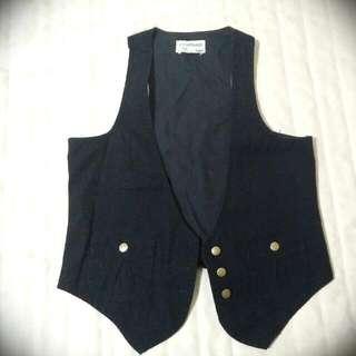 Cotton On Black Vest (Reduced Price)
