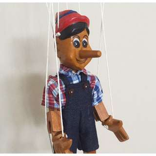 Collectible - Pinocchio String Puppet