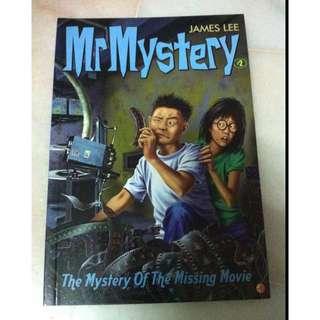 Mr. Mystery #2
