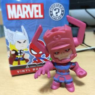 Funko Vinyl Bobble-Head Galactus Mystery Mini