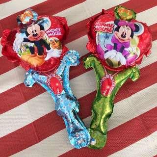 Handheld Foil Balloons