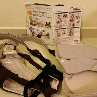 Preloved Combi Magical Compact 4-ways Baby Carrier