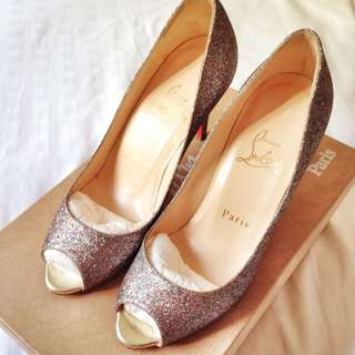 49a11bce3cb cl shoe   Luxury   Carousell Singapore