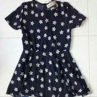 Daisy Babydoll Dress