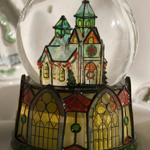 Looking For Similar Musical Snow Globe Music Box