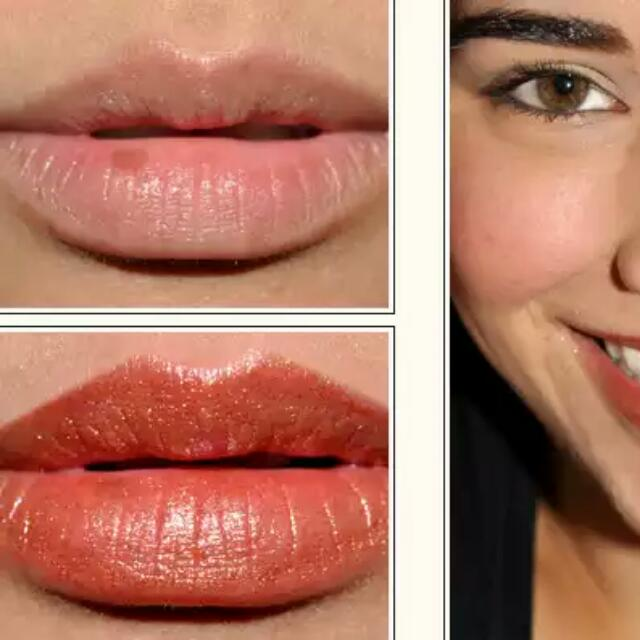 MAC Lipstick in Infused With Glam