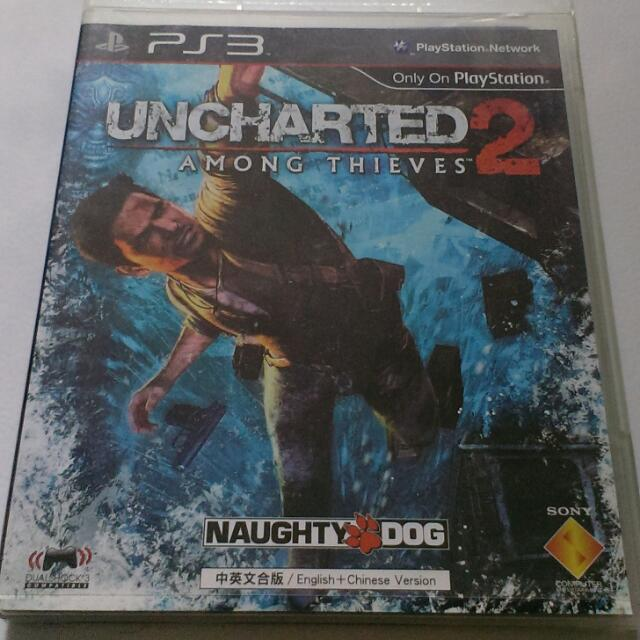 [PS3] UNCHARTED 2 AMONG THIEVES