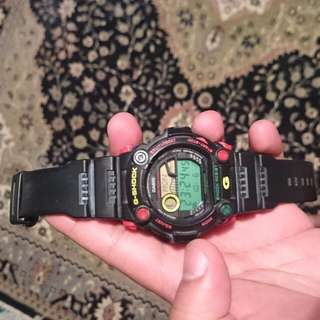 Used G Shock Watch Black