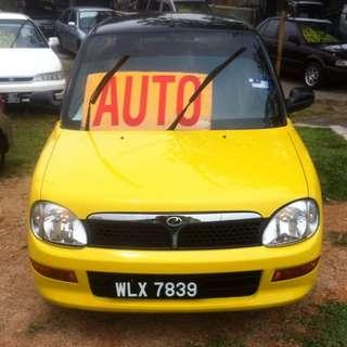 Perodua Kelisa Limited Edition 1.0 (A)