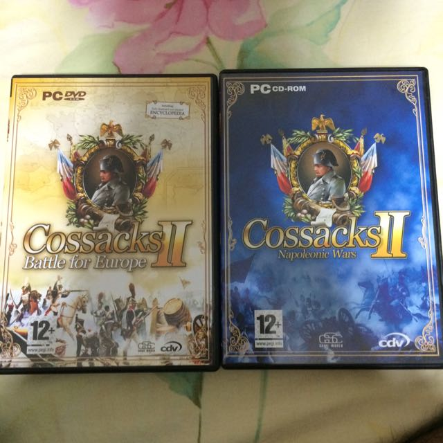 Cossacks II PC