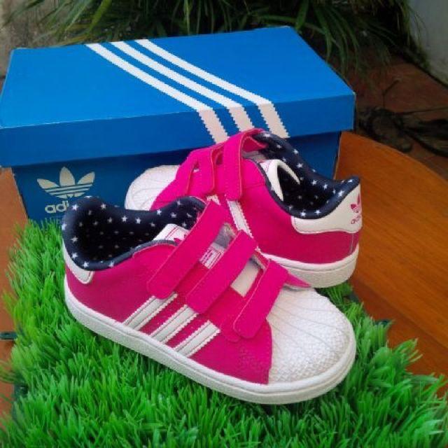 sepatu adidas Superstar sz 27 41ecb670e0
