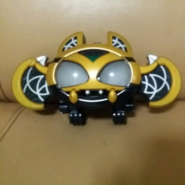 20f4abe0 Kamen Rider DX Kiva/Kivat Belt, Everything Else on Carousell