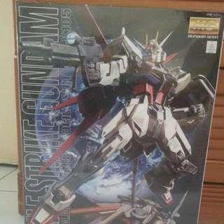 Aile Strike Gundam MG 1/100