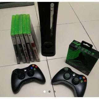 Xbox 360 Black 20GB HDD
