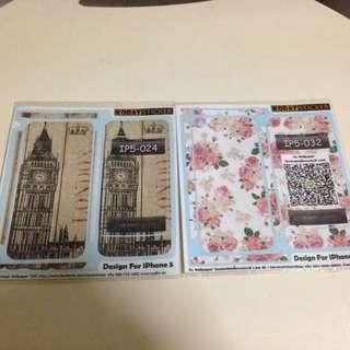 BN iPhone 5/5S Sticker