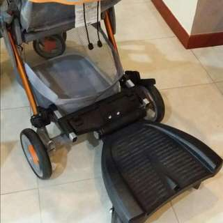 STROLLER ATTACHMENT