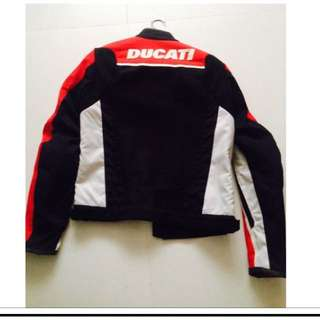 Preloved - Ducati Summer Jacket