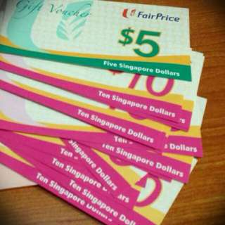 Selling out Fair price Gift Voucher