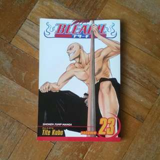 Bleach Manga English Volume 23