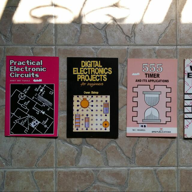 Electronics Projects & Circuits