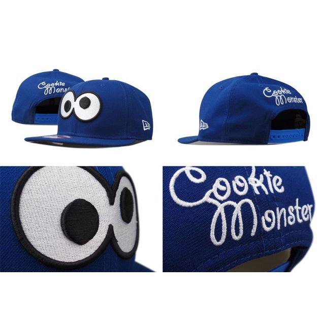 7ea92b27c54 100% Authentic Sesame Street New Era SnapBack
