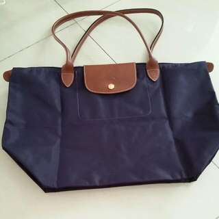 (Reserved) Preloved Authentic Longchamp Bag Bilberry