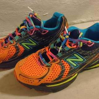 New Balance  Limited Crazy Colour Sport Shoes( Price Revised)
