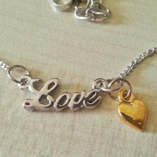 [New] Love Necklace :)